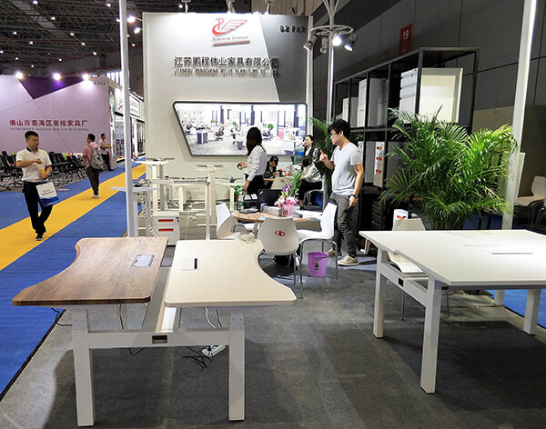 The first three days of Pengcheng furniture on CIFF Shanghai 2018(图2)