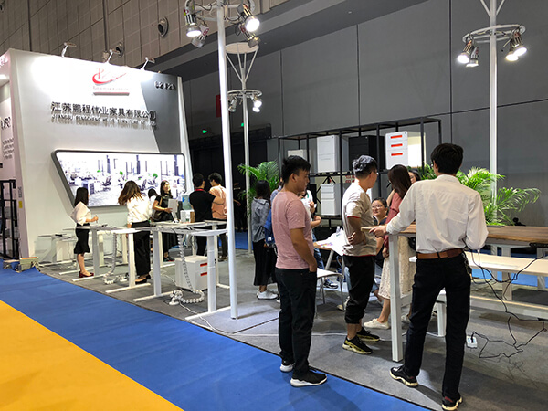The first three days of Pengcheng furniture on CIFF Shanghai 2018(图7)