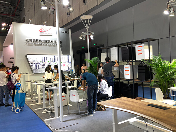 The first three days of Pengcheng furniture on CIFF Shanghai 2018(图9)