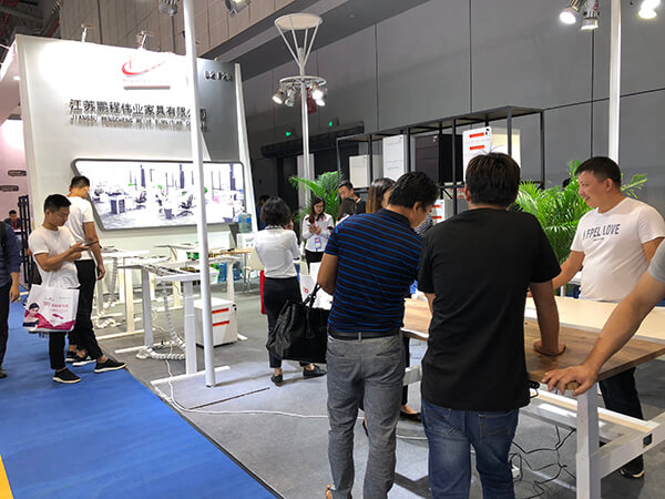 The first three days of Pengcheng furniture on CIFF Shanghai 2018(图10)